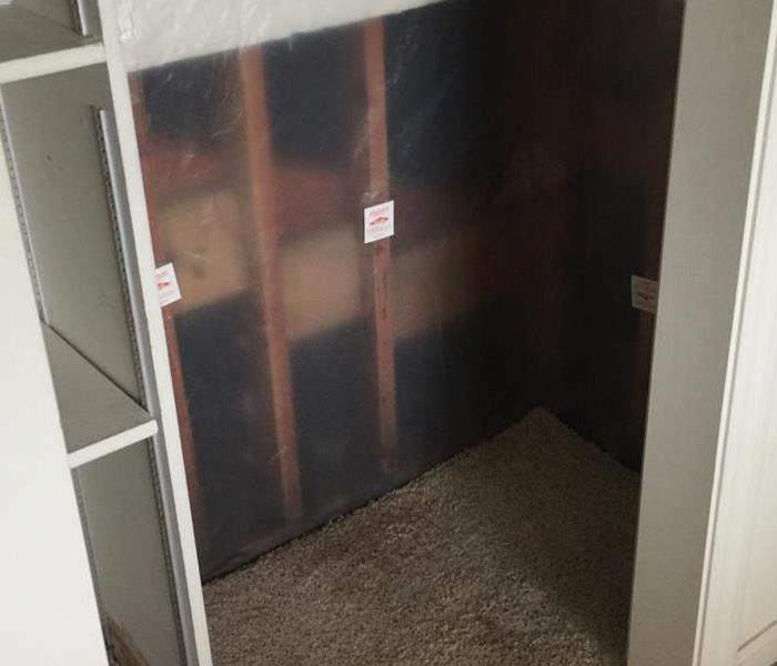 Why SERVPRO for Mold Under the Stairs in Wallace, Ca?