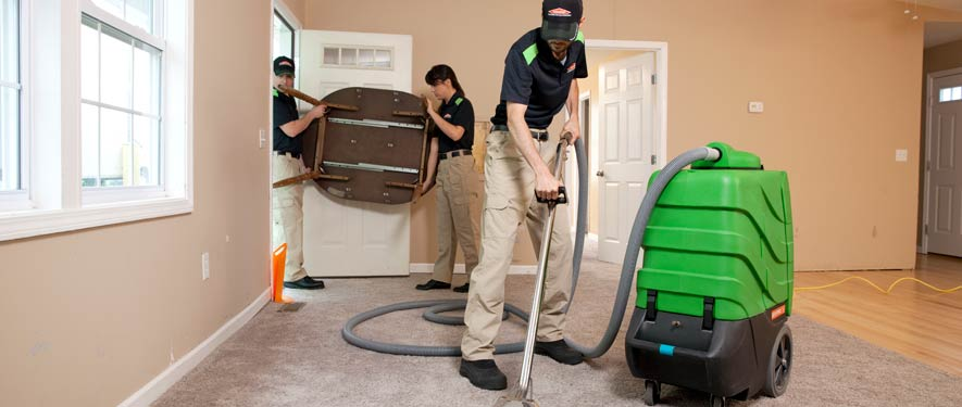 Lodi, CA residential restoration cleaning